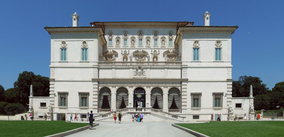 Rome_Galleria_borghese