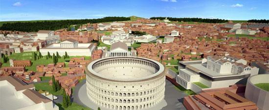 Rome_reborn-Colosseum