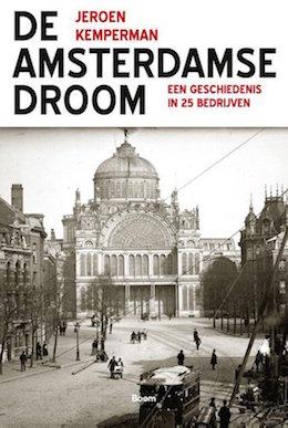 Amsterdam_Boeken_Jeroen_Kemperman_De_Amsterdamse_droom