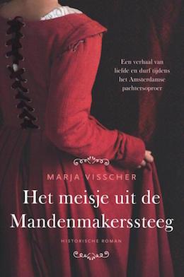 Amsterdam_Boeken_Marja_Visscher_Het_meisje_uit_de_Mandemakerssteeg