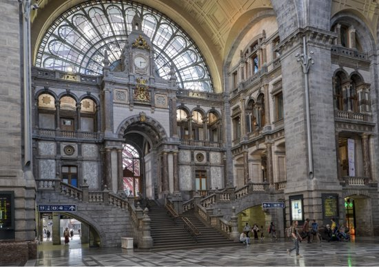 Antwerpen_station