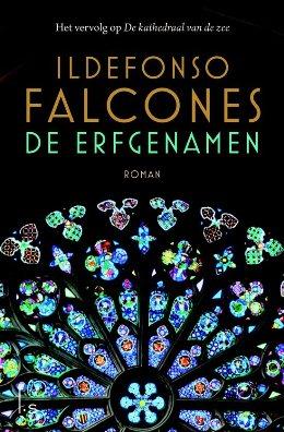 Barcelona_Boeken_De_erfgenamen_Ildefonso_Falcones