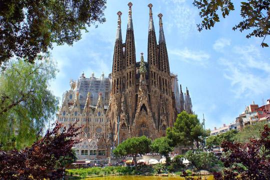Barcelona_sagrada-familia