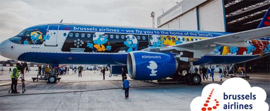 Brussel_smurfen-brussels-airlines