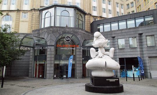 Brussel_smurfen