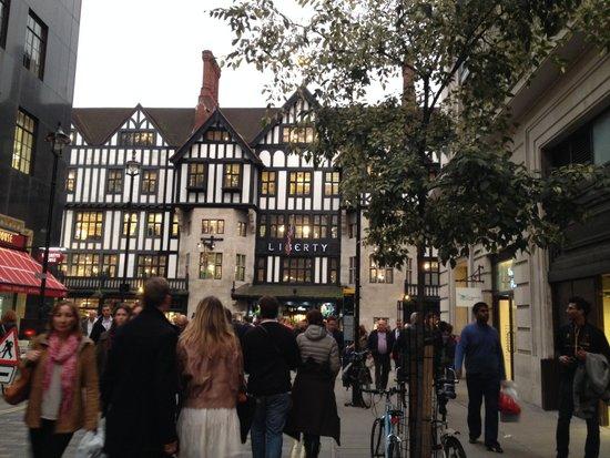 Londen_Liberty