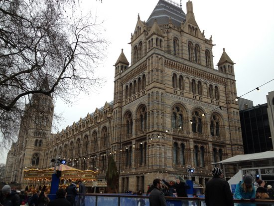 Londen_Natural_History_Museum