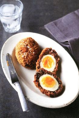 Londen_Recepten_Schotse_eieren