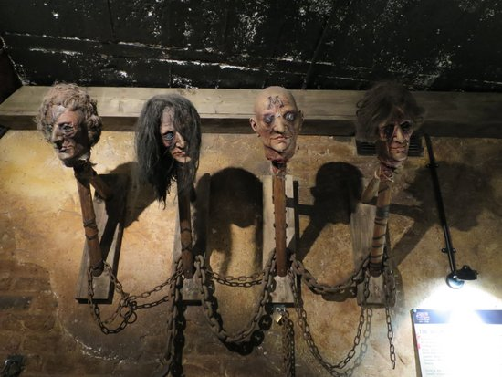 Londen_The_Clink_museum