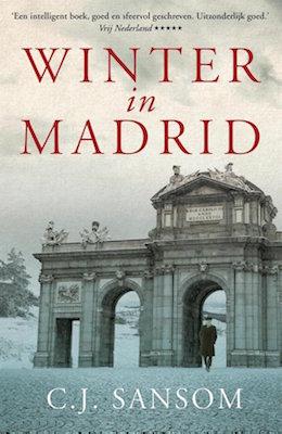 Madrid_Boeken_Sansom_Winter_in_Madrid