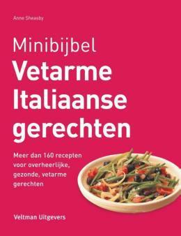 Milaan_Boeken_Minibijbel_vetarme_Italiaanse_gerechten