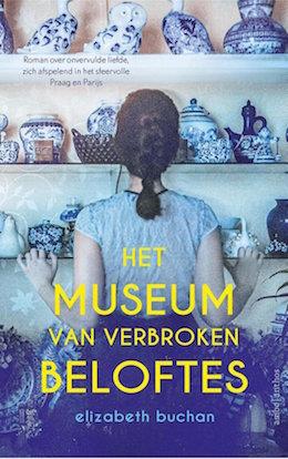 Praag_Boeken_Elizabeth_Buchon_het_museum_van_verbroken_beloftes