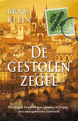 Praag_Boeken_Bram_Klein_De_gestolen_zegel
