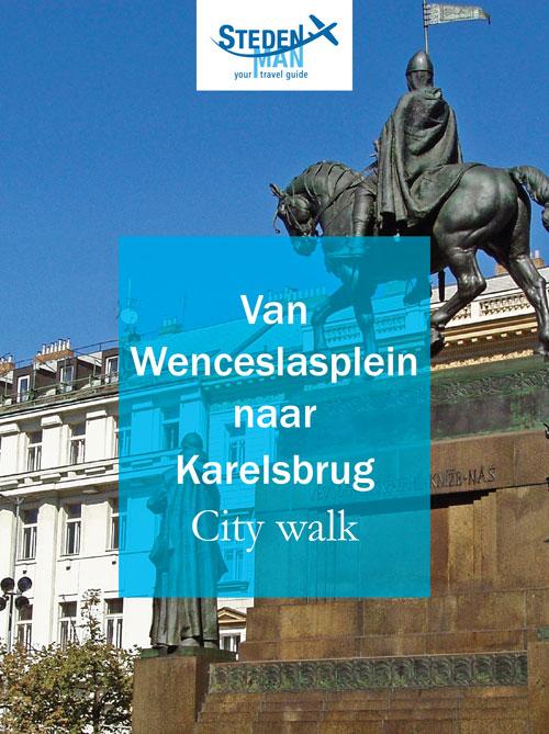 Praag_Wensclasplein-Karelsbrug_citywalk