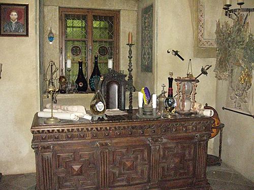 Praag_alchemie_museum