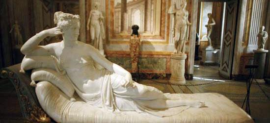 Paolina-Bonaparte-Venus-galleria borghese-rome