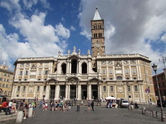 Rome_Basilica_Santa_Maria_Maggiore