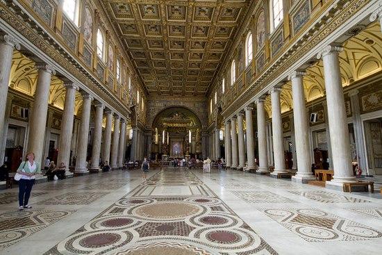 Rome_Basillica_di_Santa_Maria_Maggiore
