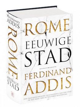 Rome_Boeken_Rome_Eeuwige_stad_Ferdinand_Adiis