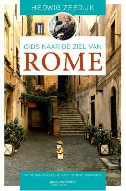 Rome_Boeken_Gids_naar_de_ziel_van_Rome_Hedwig_Zeedijk