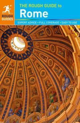 Rome_Boeken_Rough_Guide_to_rome