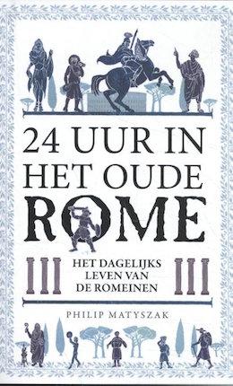 Rome_Boeken_Philip_Matyszak_24_uur_in_het_oude_rome
