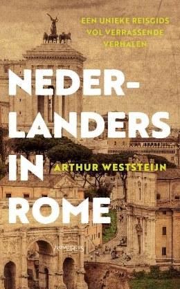 Rome_Boeken_Nederlanders_in_Rome_Arthur_Westeijn