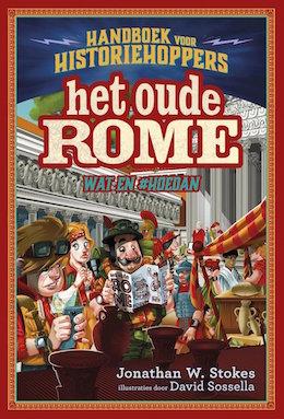 Rome_Boeken_Jonathan_W_Stokes_Het_oude_Rome