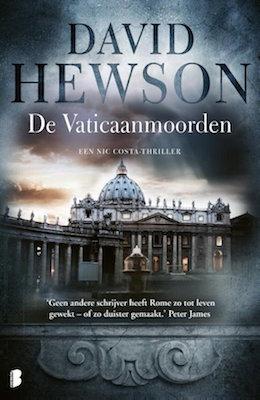 Rome_Boeken_De_Vaticaanmoorden_David_Hewson