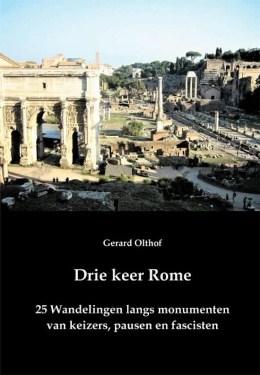 Rome_Boeken_Drie_keer_Rome_Gerard_Olthof