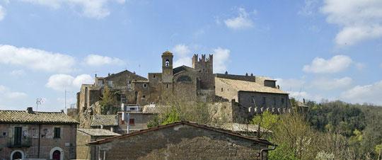Rome_Calcata_Vecchia