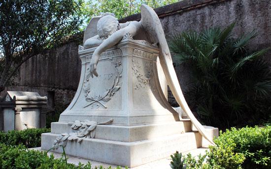 Rome_Campo-Cestio-kerkhof