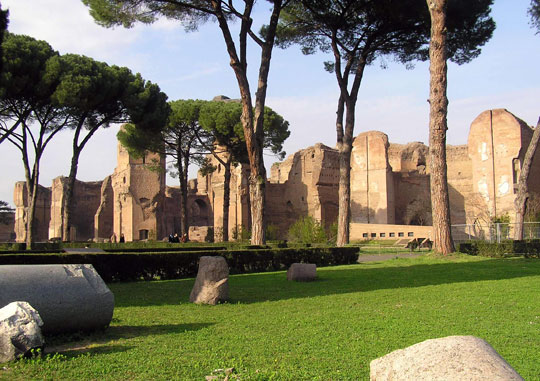 Rome_thermen-caracalla