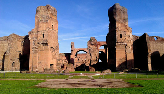 Rome_Caracalla-thermen