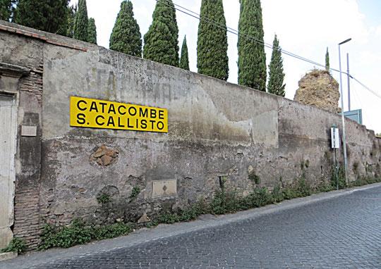 Rome_Catacombe_San_Callisto