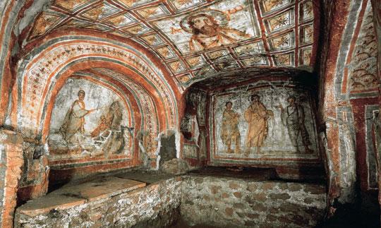 Rome_Catacomben