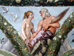 Rome_raffaello-Jupiter-en-Psyche