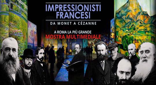 Rome_IMPRESSIONISTI-FRANCESI