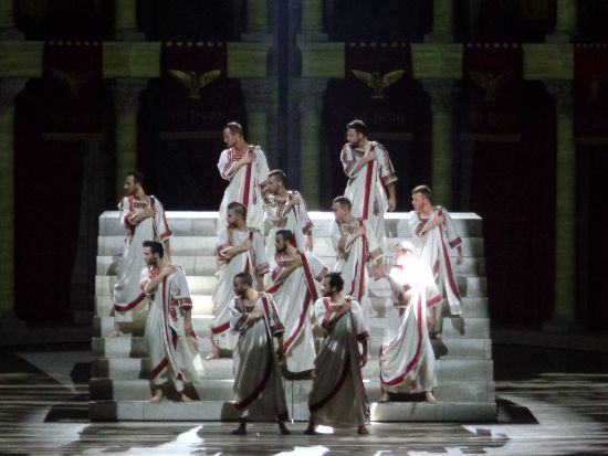 Rockmusical over keizer nero in rome rome nu - Divo nerone musical ...