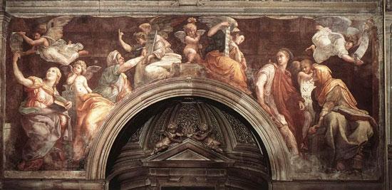 Rome_Raffaello_Sanzio_The_Sibyls