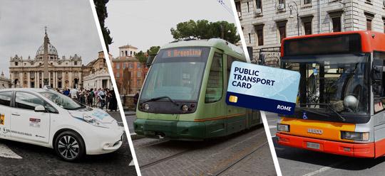 Rome_Rome-openbaar-vervoer