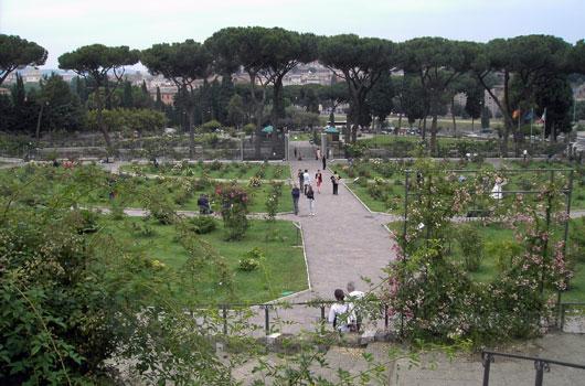 Rome_Roseto_comunale-rozentuin