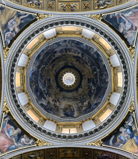 Rome_Santa_Maria_Maggiore_Cappella_Paolina