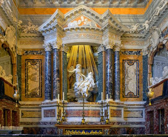 Rome_Santa_Maria_Vittoria-teresa-bernini