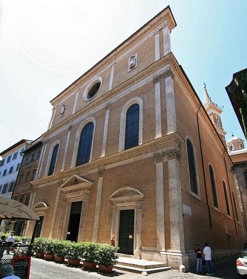 Rome_Santa_Maria_del_Anima