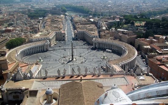 Rome_Sint_Pieter_uitzicht plein