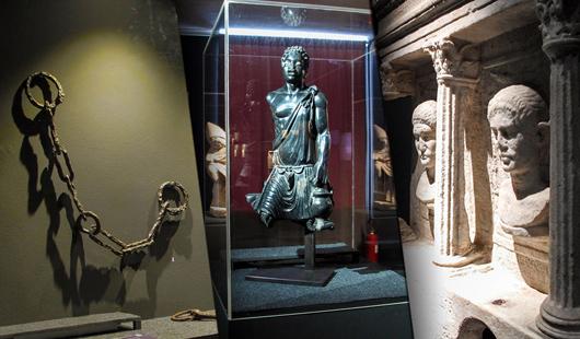 Expositie slavernij in rome rome nu - Spartaco roma ...