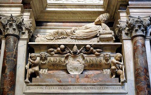 Rome_adriaan-VI-paus