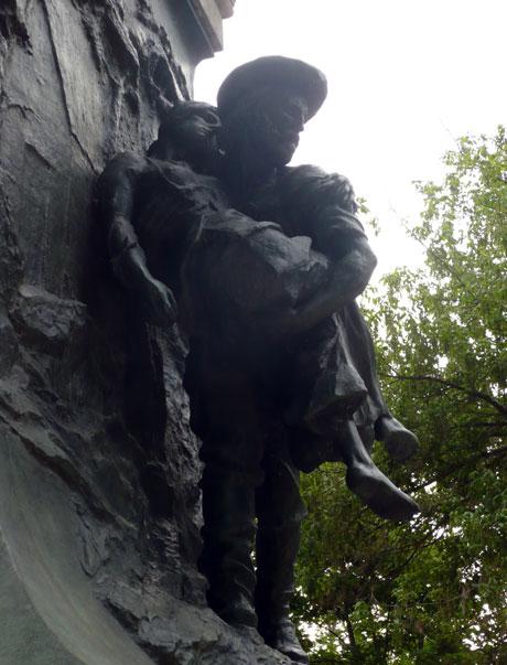 Rome_Garibaldi-vlucht