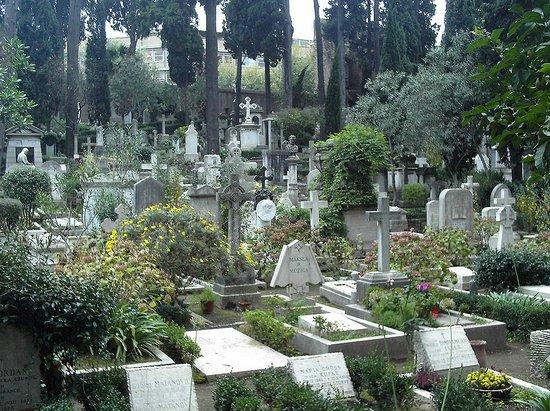 Rome_campo_cestio-kerkhof